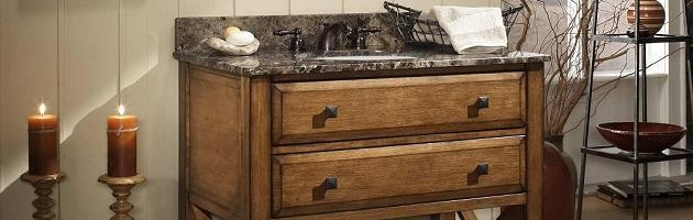 country bathroom vanities shopping guide, home design ideas