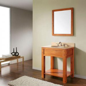 Sierra 30 Inch Bathroom Vanity From Pegasus