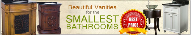 Buy Small Bathroom Vanities