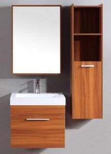 All Module Wall Mounted Vanity And Storage Cabinet From Silkroad Exclusive