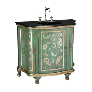 Aquarelle Antique Bathroom Vanity From Sterling Lighting