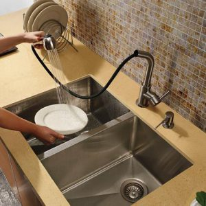 Double Bowl Stainless Steel Sink From Ruvati