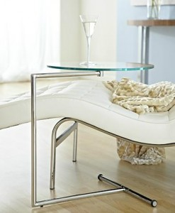 Edie Side Table From EuroStyle