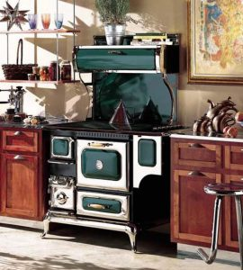 Heartland 48 Inch Electric Range