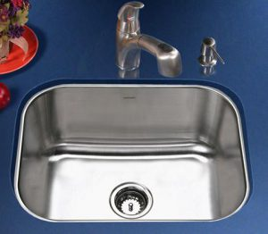 Lesscare 18/10 18 Gauge Stainless Steel Sink From LessCare