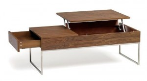 Marlowe Coffee Table And TV Tray From Nuevo