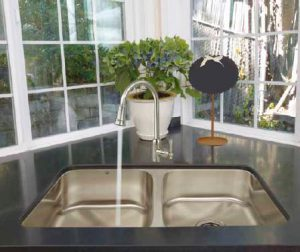 Undermount Double Basin 16 Guage Stainles Steel Sink From Artisan