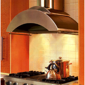 Vent-A-Hood ZTH242SS Steel Wall Mount Range Hood