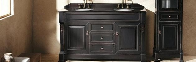 Amazing The Best Antique Bathroom Vanities Are Those With High Quality Finishes.  Real Antiques Donu0027t Look Like You Bought Them Brand Shiny New From Your  Favorite ...