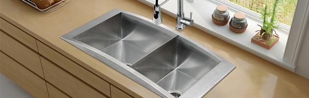 Best quality least expensive stainless steel sinks for for Best quality stainless steel kitchen sinks