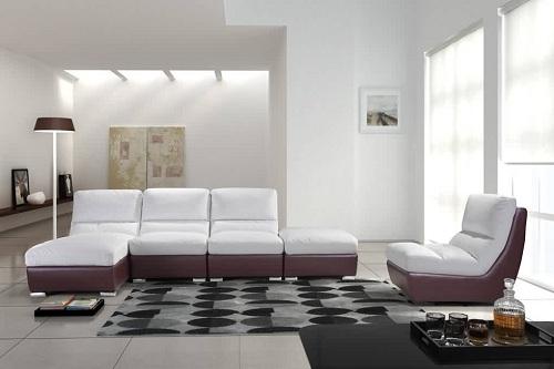 Modern Living Room Furniture For A Custom Modern Decor