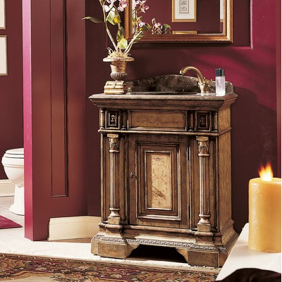 regal row antique bathroom vanity from cole and co - Antique Bathroom Vanity