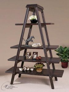 Shogun Etagere Shelving Unit From Uttermost