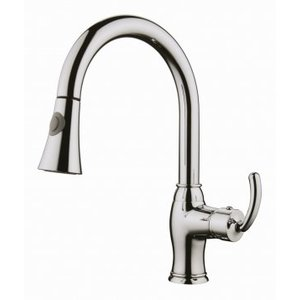 Single Handle Pull Out Kitchen Faucet From AmeriSink