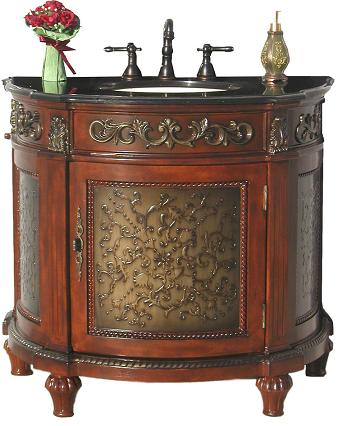 Antique Bathroom Vanity Luxury Bathroom Decoration Ornate Antique Bathroom Vanities For Even The Smallest Bathroom