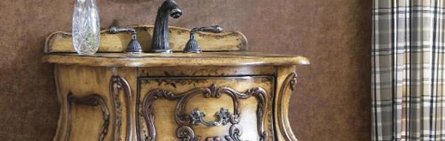 - Ornate Antique Bathroom Vanities For Even The Smallest Bathroom