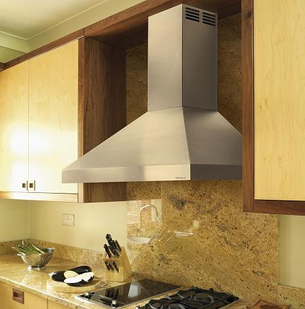 Ductless Island Range Hoods Style And Ventilation