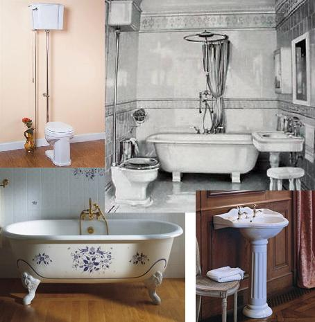 Victorian bathroom design authentic period design for for Historic bathroom remodel