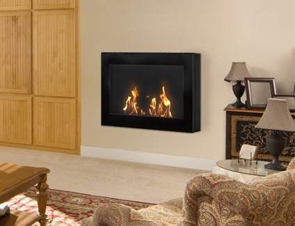 Ventless Fireplaces An Elegant Modern Solution For