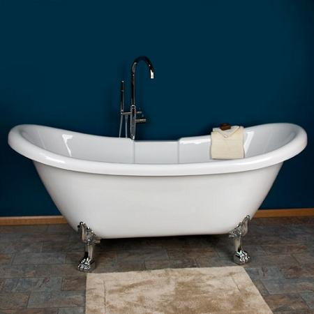 Clawfoot Bathtubs A Quick And Easy Buyer 39 S Guide