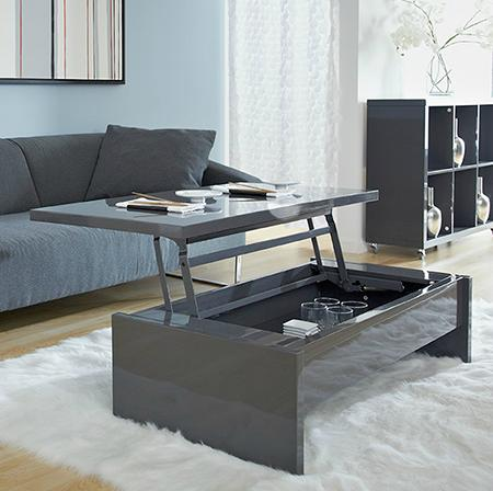multitasking coffee tables adding functionality to your living room. Black Bedroom Furniture Sets. Home Design Ideas