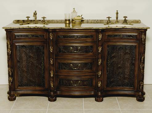 Antique bathroom vanities building a lavish bathroom design - Antique bathroom vanities for sale ...