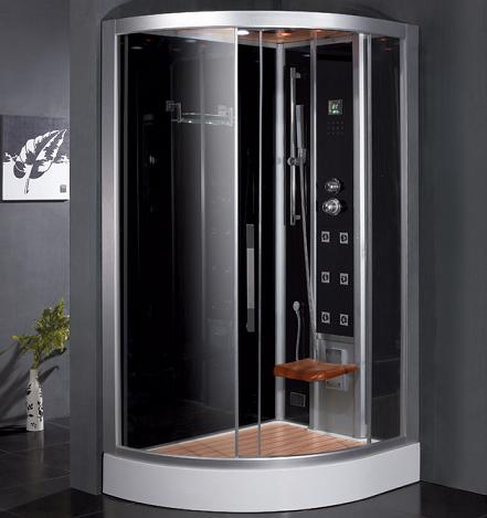Steam showers buy or build and which is better for your for Build steam shower