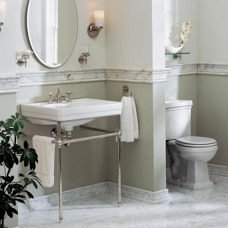 Console Vanities A Classic Alternative For Your Bathroom