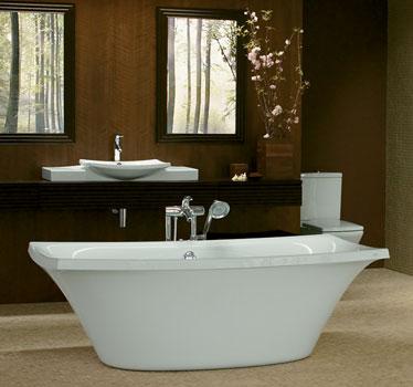 Freestanding Bathtubs For A Modern Bathroom