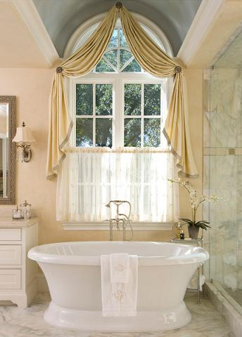 Elements of a french country bathroom design for French country bathroom ideas