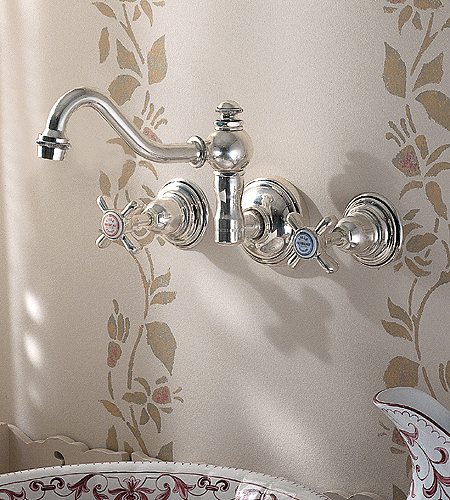 Griferia Baño Vintage:French Country Style Faucets for Bathroom