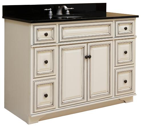 French country bathroom vanities styles to fit your taste - French provincial bathroom vanities ...