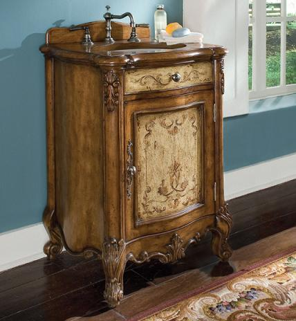 French country bathroom vanities styles to fit your taste French provincial bathroom vanities