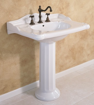 Pedestal Sinks: A Surprising Solution For Any Bathroom