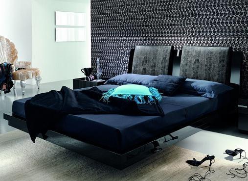 Unique modern platform beds for your new bedroom set for Unique platform beds