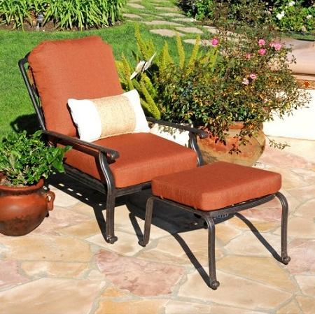 The Quest For The Perfect Outdoor Lounge Chair