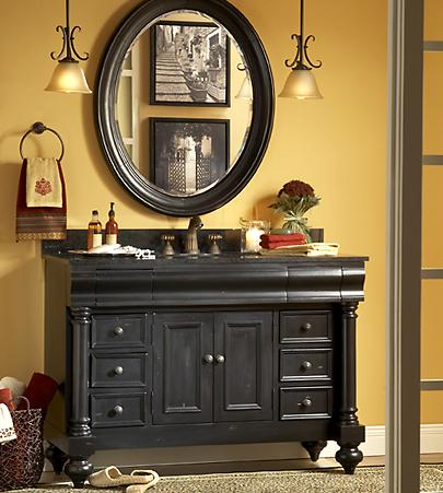 Transitional Bathroom Vanities A Casual Twist On A Classic Look
