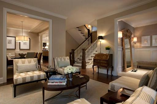 Taupe Paint Color Living Room Images