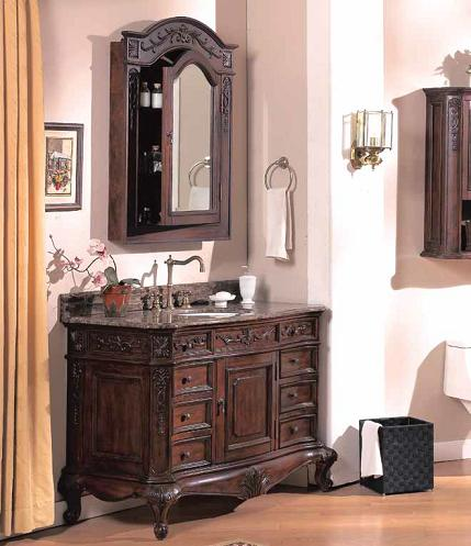 Complete flexible bathroom vanity collections from empire customize your bathroom on a budget Complete bathroom vanity