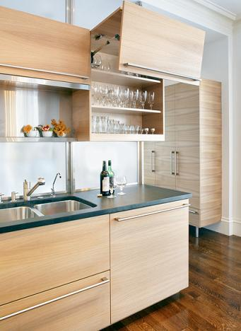 Lift Up Kitchen Cabinets By LDa Architecture And Interiors