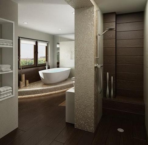 unique bathroom tile trends to give your bathroom a