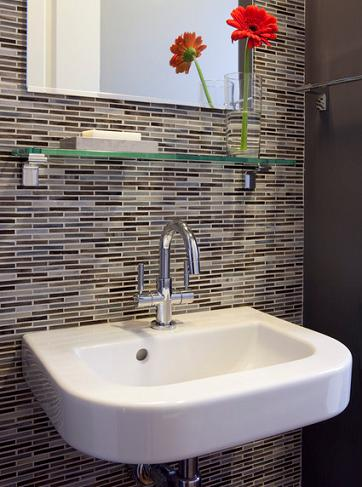 bathroom tile trends the hottest new styles in mosaic tiles