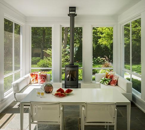 Sun Rooms Bringing Your Outdoor Spaces Inside In A Cooler