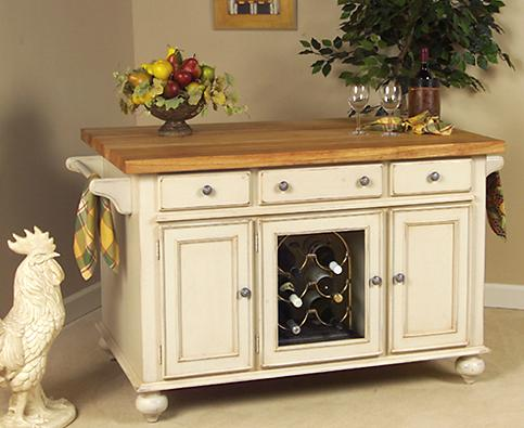 How To Make Kitchen Islands Work In A Small Kitchen
