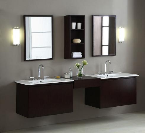 Six Bathroom Vanities That Double As Dressing Tables