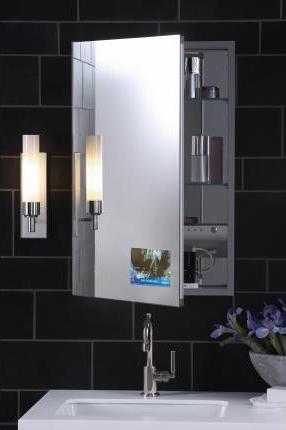 Bathroom Mirrors Framed Frameless Or Functional