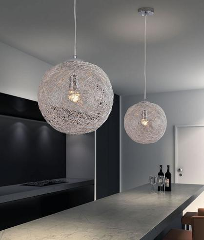 White lighting fixtures a simple way to get a modern look for Modern white pendant lighting