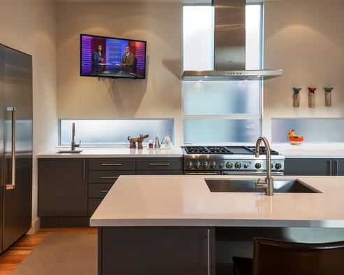 Do you need a second sink examining the trend towards two - Television en la cocina ...