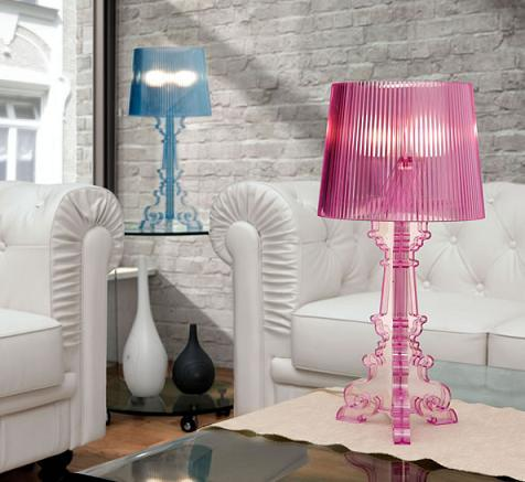 Using Colorful Lighting Fixtures To Brighten Up A Modern Space