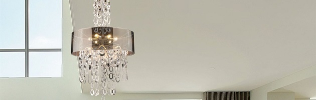 Affordable alternatives to a traditional crystal chandelier mozeypictures Choice Image